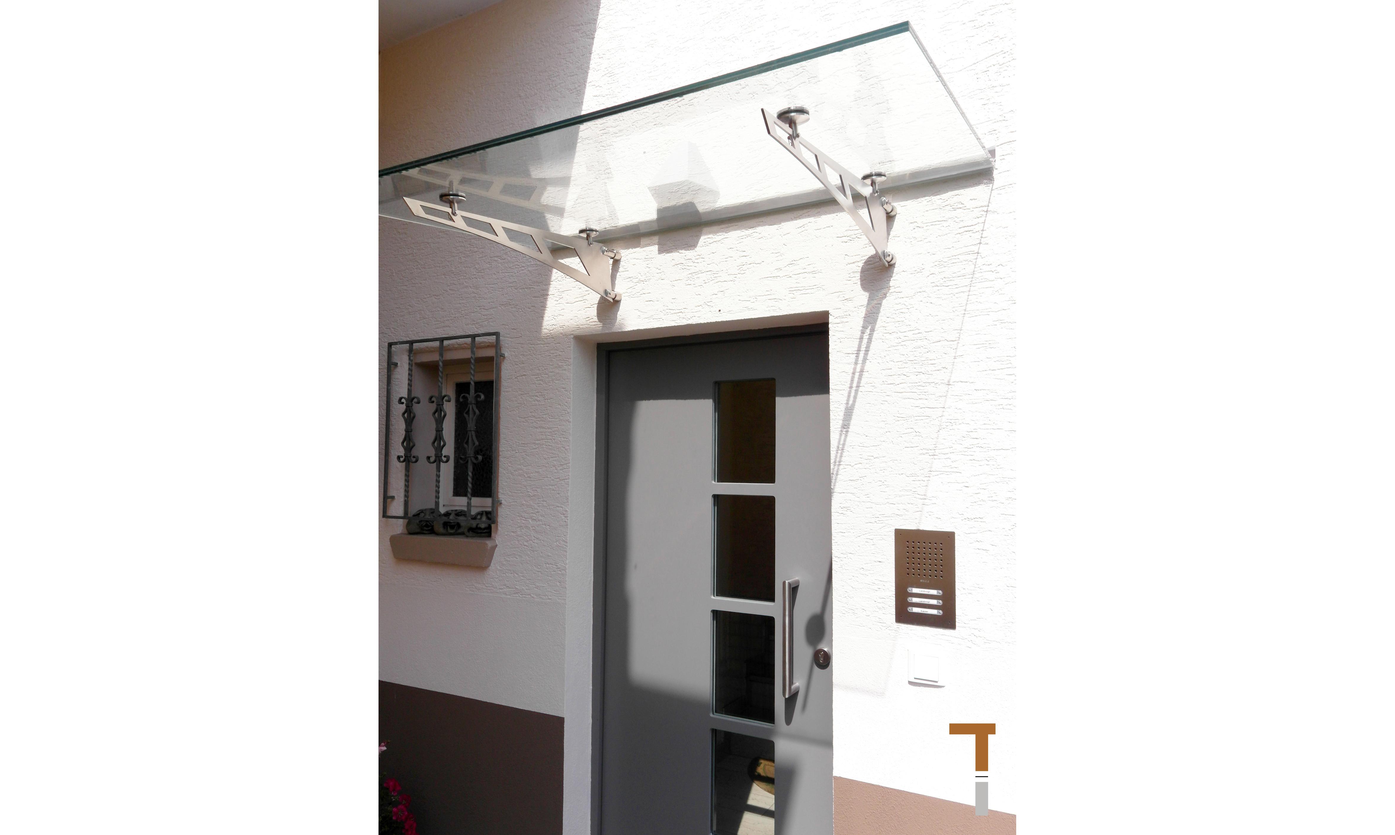Gartenfassade / Eingang