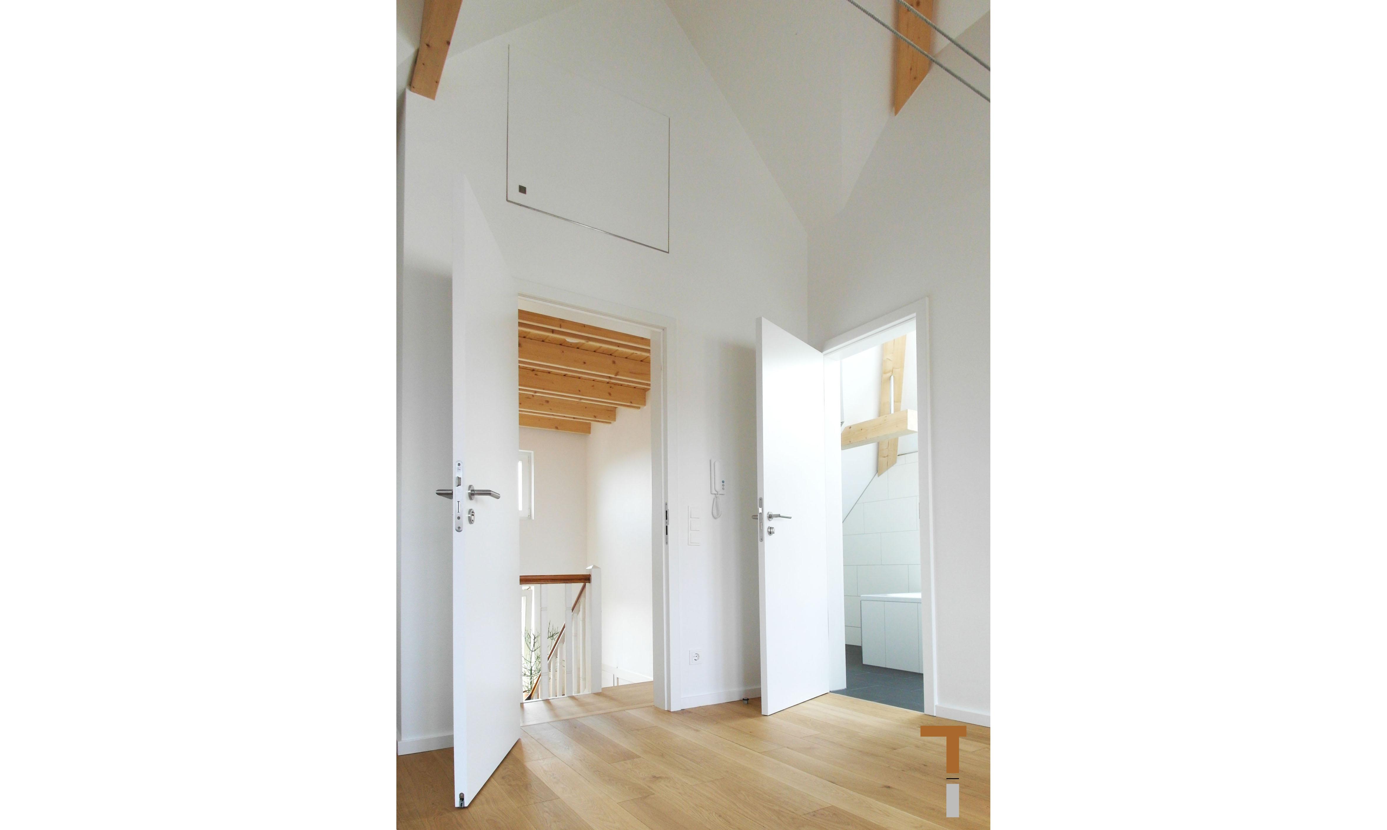 Dachgeschoss / Erschließung