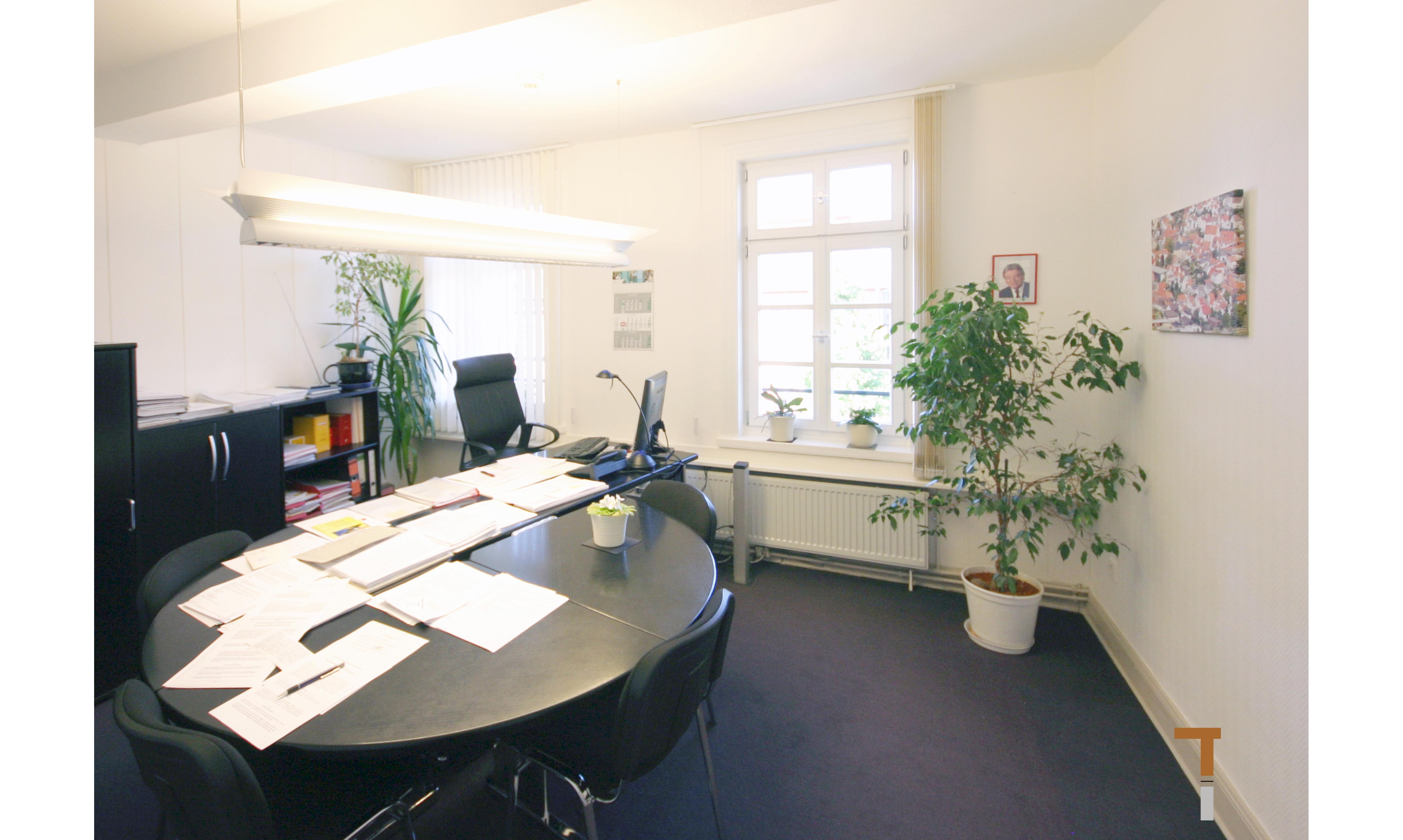 Büro des Bürgermeisters